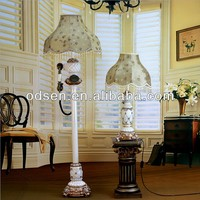 european modern luxury antique floor standing lamps with a telephon