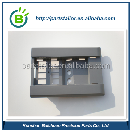 China manufactures custom plastic injection mould