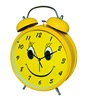 clock design for 8inches alarm clock with light for home decor