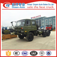 New truck 6X6 Dongfeng heavy duty off road truck for sale