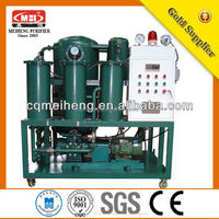 model ZLA Double Stage Vacuum Oil purification Machine purify water whole house air purifier