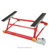 1500kg mini tilting car lift