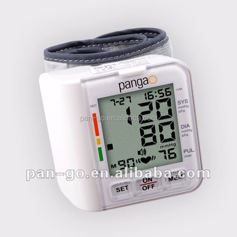 Best selling hot chinese products upper arm type digital blood pressure monitor