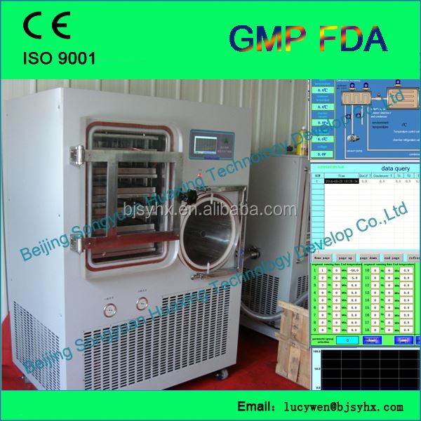 Factory price industrial freeze dryer herb freeze dryer