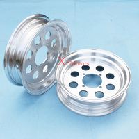 "Wheel Rim for Honda Monkey 10 inches Aluminium Wheel Z50 Z50R Z50J 2.5X10"" rim wheel"
