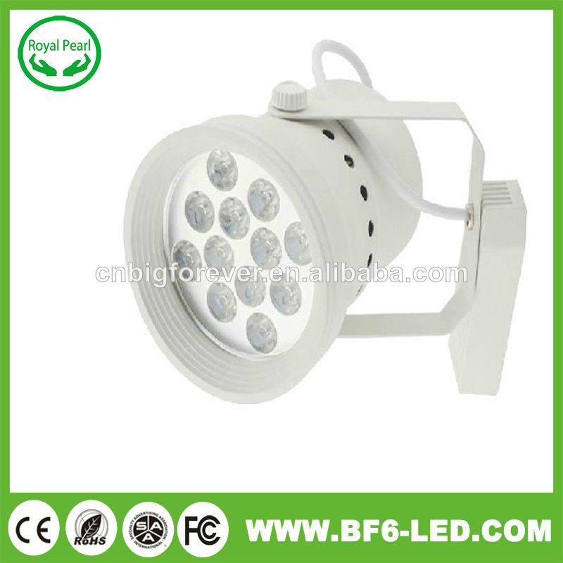 china factory wholesale price cob 12 watt gallery led track light