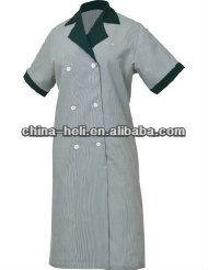 Hot sell housekeeping dress