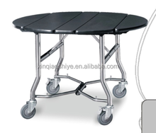 Room service trolley/Hotel food service trolley/Mobile food trolley