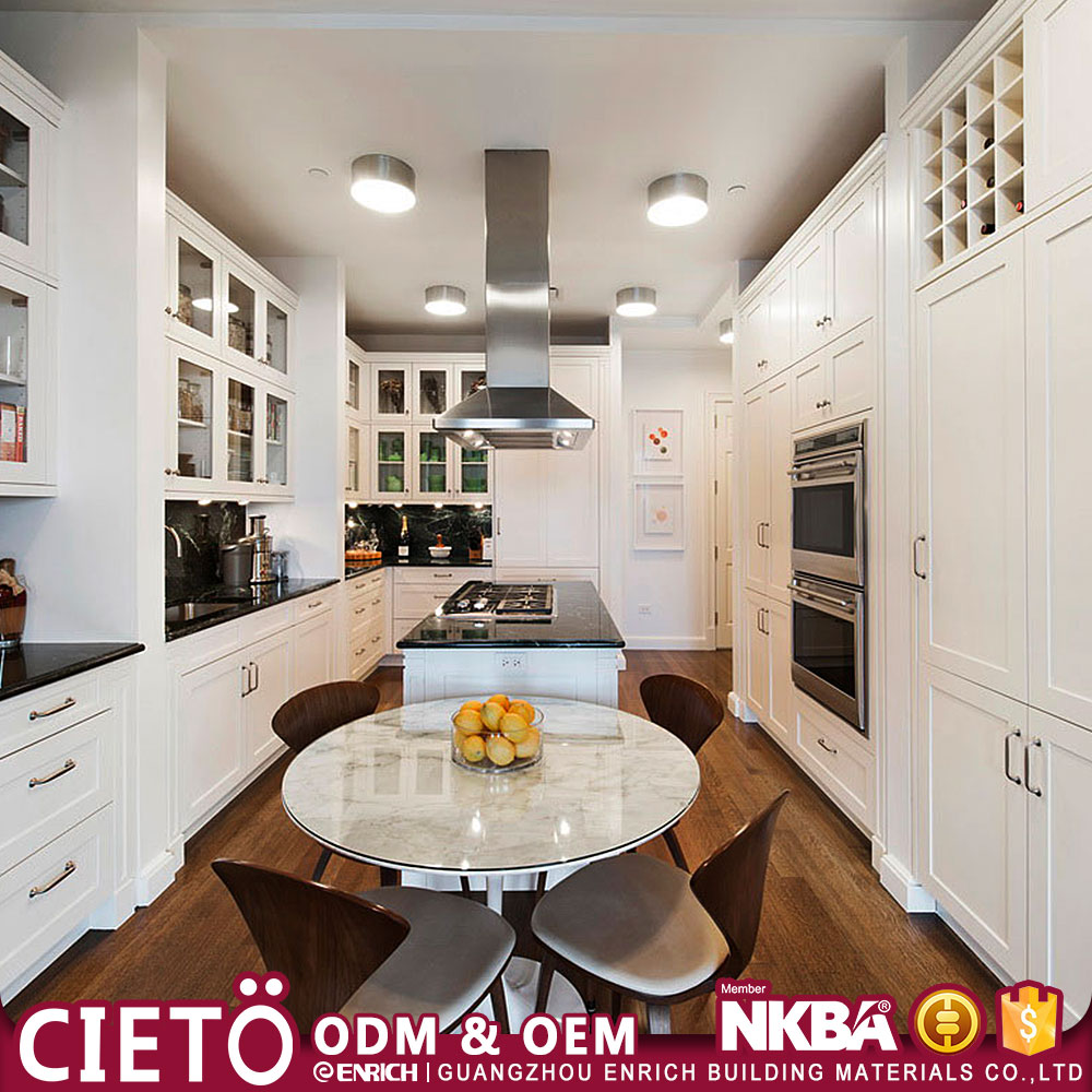 Best sale new design Good waterproof cheap price PVC walnut kitchen cabinet imported from China