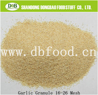 100% high quality gralic granule chinese AD dried dehydrated garlic