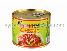Meat Food cans