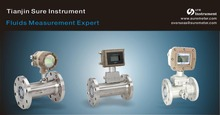 liquid nitrogen/LNG/LPG/hydraulic gas/CO2 air turbine flow meter
