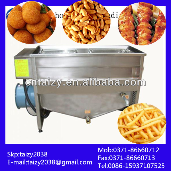 Factory price electric deep fryer fish and chips fryers