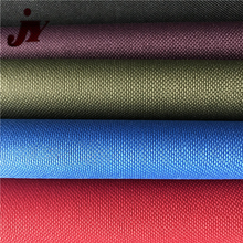 Jinyi Factory Most popular FDY pu coating waterproof fabric 210d oxford cloth