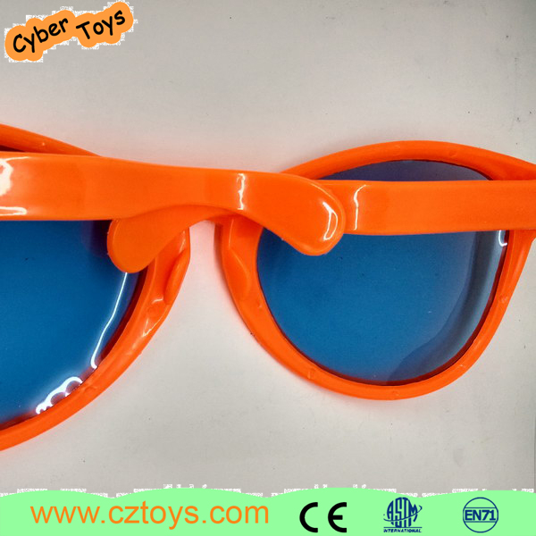 New products big plastic toy glasses for children