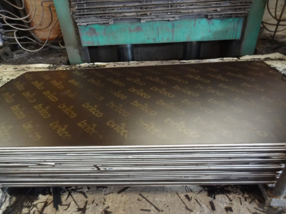 Outdoor Usage and 11-Ply Boards Plywood Type shuttering formwork