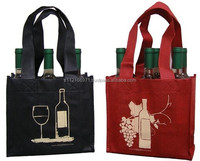 NON WOVEN BOTTLE BAG - MADE IN TURKEY