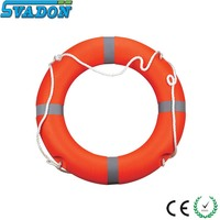 Swimming Pool Inflatable Life Buoy Used