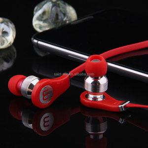 High quality funny earphone stereo earphone with mic for iphone