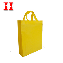 Cheapest Supermarket Attractive Style Foldable Use Non Woven Shopping Carry Bags Wholesale