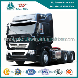 High Quality HOWO T7h 540HP 6X4 Man Engine Tractor Truck