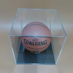 clear custom acrylic basketball display box/12*11*11/22*11*11/9*6*6 acrylic box