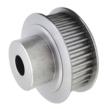 30 Tooth H075 Pitch 12.7mm Bore 20mm to 80mm Belt width 3/4'' Aluminium Pulleys