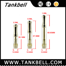 Tankbell Tank3 0.3/0.5/1.0ml oil vaporizer cartridge cbd oil cartrighe new generation vaporizer e-cig