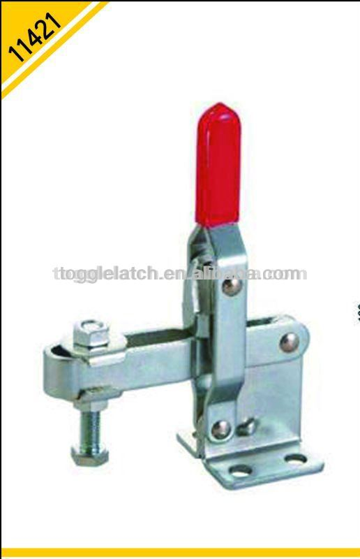 frame machine clamp,vertical hold down toggle clamp