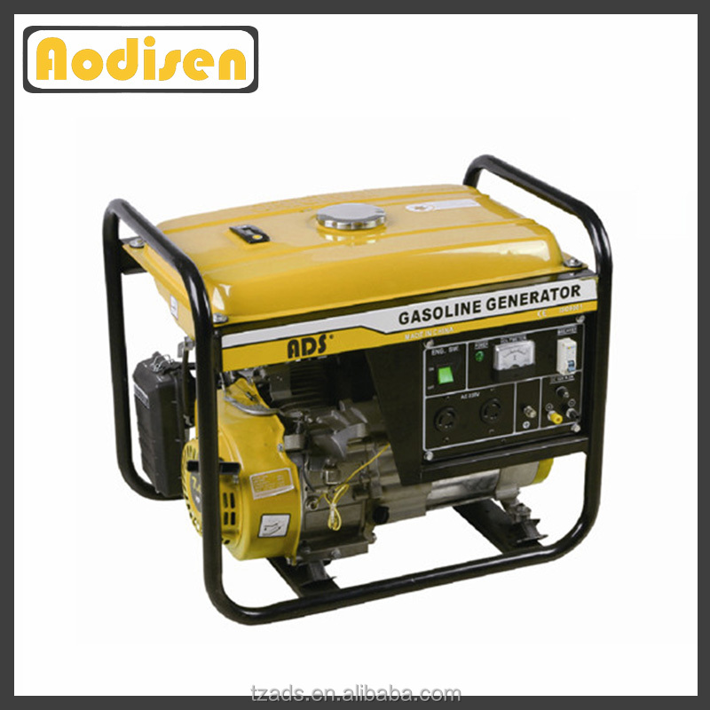 hot sale silent ac output home use silent 4 stroke generator 12v dc