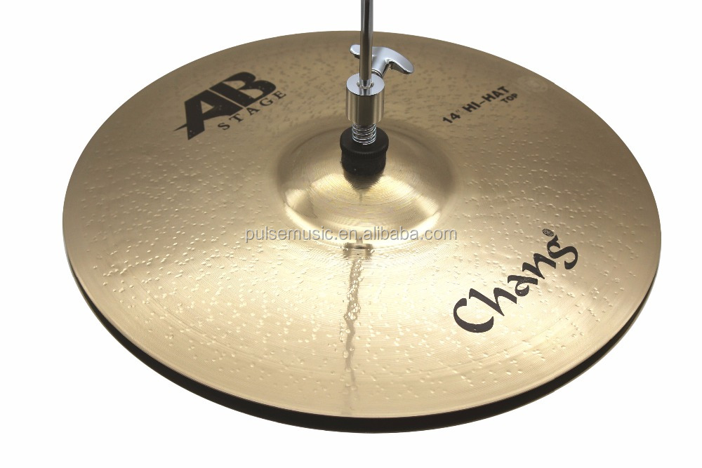 CHANG AB STAGE Series Drum Cymbal Pack/Cymbal Set