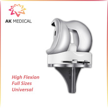 145 High Flexion Primary Knee Joint Replacement, Knee Prosthesis, Arthroplasty Implants