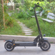 Hot Selling Big Wheels electric mobility scooter with 3200w top speed 85km/h