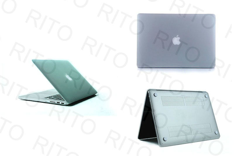 "Rubber Skin Case Cover For Macbook Pro 15.4"" 15"" Retina Screen Display,For Macbook Top Case,in 11 colors option"