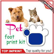 Pet Handprint and Footprint for Beloved Dog and Cat