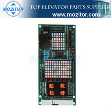 Display board MZT-HEV100 | elevator display panel control panel| display inside the COP for elevator