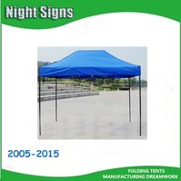 outdoor gazebo/military marquee/Black kingkong steel folding tents