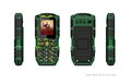 china rugged mobile phone xp1 waterproof phone