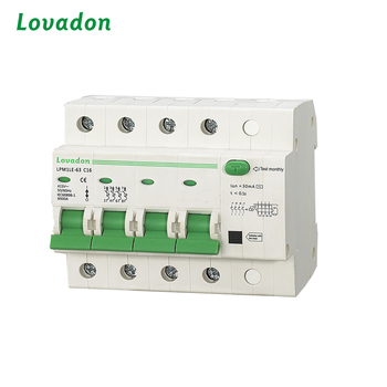 32 Amp LPB1LE Series Earth Leakage Circuit Breaker