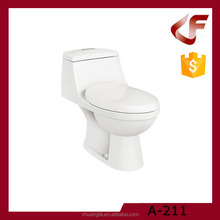 Washdown modern one piece bathroom toilet cheap