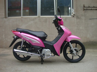 2014 Hot-sale 50cc moped super-bike cub motorcycle for brazil WJ50-7E
