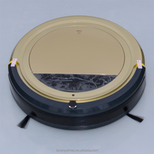 china oem factory supply cordless cyclone type bagless robot vacuum cleaner