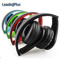 2017 New 4 in 1 V4.1 Wireless Stereo Headphone Made in China, MP3 Player Wired Headphone FM Stereo Radio