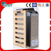 Solid wood ceramic infrared sauna heater tube for sauna room