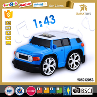 Plastic Rechargeable Battery Operated Toy Car