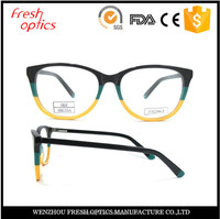 Unique design hot sale eyeglass frames for small faces