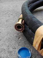 "API7K 2"" 3"" 4"" 6"" 8"" High Pressure Rubber Oil Pipe/ Oil Hose"