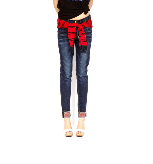 PP-1246 Fashion Jeans for Women