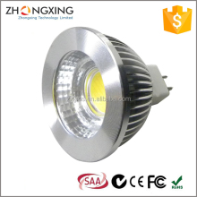 MR16 LED bulb compatible with electronic transformers 12V gu5.3 led mr16