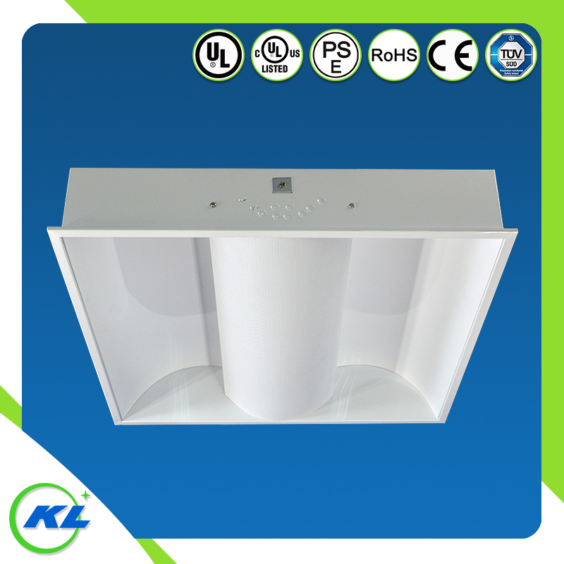 OuKaiLu Best Price DLC UL listed recessed/surface mounted 36w 2x2 2x4 led troffer